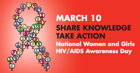 Womens and Girls HIV AIDS