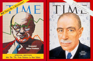 Friedman and Keynes Who's on the right side of history?