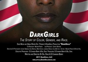 a dark girls